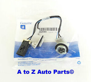 New 2004 2012 Chevy Colorado Gmc Canyon Front Turn Signal Park Socket W Wiring