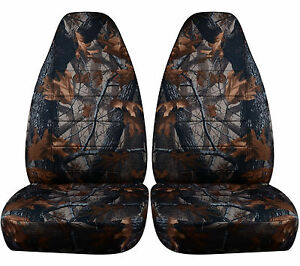 1996 To 1998 Jeep Grand Cherokee Camouflage Seat Covers 5 Color Options