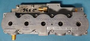 Hp Agilent Keysight 5086 7819 Second Converter For Use W 8590 Series