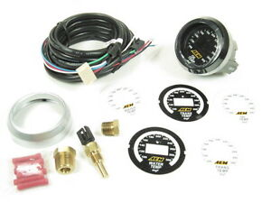 Aem Digital Oil Water Transmission Temperature Gauge Kit 100 To 300f 30 4402 New