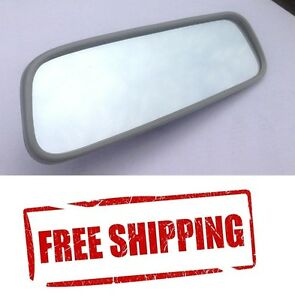 67 71 Corvette Mirror 8 Day Night Interior New Stainless Ebay Sale