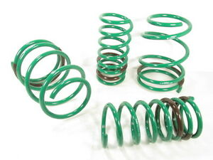 Tein S Tech Lowering Springs Kit For 02 06 Nissan Altima 2 5l 3 5l Skp38 Aub00