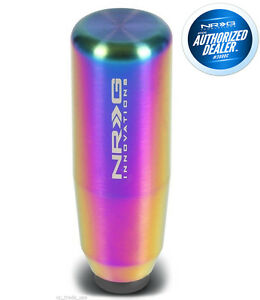 Nrg Universal Weighted Shift Knob Neochrome New Design Sk 450mc