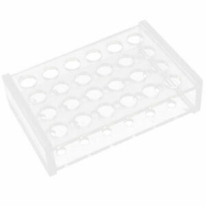 1 5ml Centrifugal Tubes 11mm Dia Test Tube Plastic Rack Stand 24 Holes