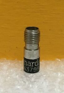 Narda 4379bf Dc To 18ghz 0 5w 1 05 1 Vswr Sma Fixed Coaxial Load termination