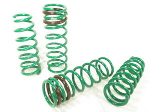 Tein S Tech Lowering Springs Kit 03 07 Honda Accord V6 04 08 Acura Tl New