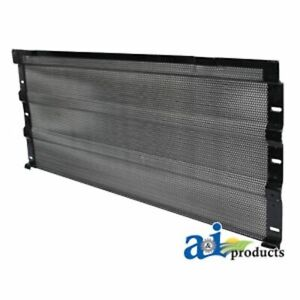 Sba378105620 Screen Rh Black Fit Ford new Holland Compact Tractor 1920 1995