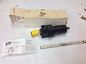 Parker 12f46hc Airline Pneumatic Filter 150 Psi 3 4 Npt Coal Grd New In Box
