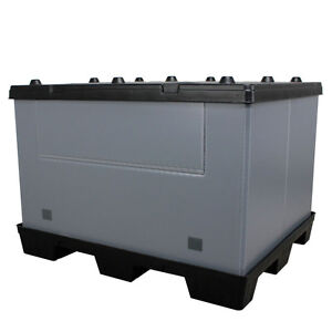 Duragreen 45 X 48 X 34 Plastic Pallet pack Container