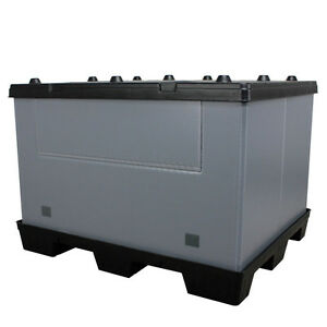 Duragreen 40 X 48 X 34 Plastic Pallet pack Container