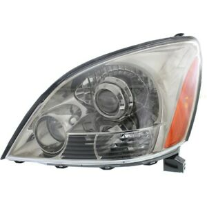Headlight For 2003 2009 Lexus Gx470 Left For Models With Sport Package