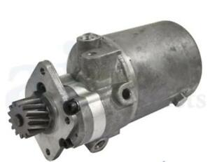 523092m91 Massey Ferguson Power Steering Pump 165 175 255 265 275 30 31 50c 50d