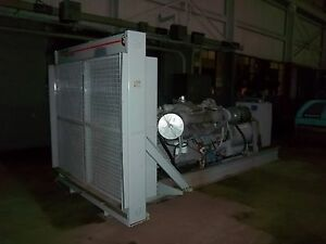 Spectrum Used Generator 1000 Kw 469 Hours New Enclosure