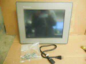 Viewtronix Touch Screen Panelview Operator Display Panel Xt1500t a 90 264v 30w