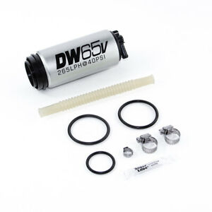 Deatschwerks Audi Tt Quattro 1 8t Vw Golf R32 3 2l Awd 65v Hp Fuel Pump Kit