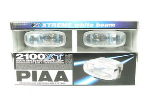 Piaa 2100xt Series Xtreme White Plus Halogen Driving Lamp Kit Fog Lights 2190