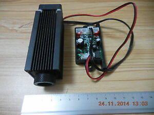 808nm 810nm 600mw Infrared Laser Module focusable Ir Module 12vdc ttl
