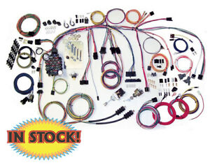 American Autowire 500560 1960 66 Chevy Gmc Pickup Classic Update Wiring Kit