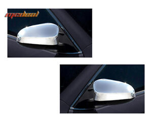 For 2012 2015 Toyota Camry Corolla Abs Triple Chrome Plated Mirror Covers A Pair