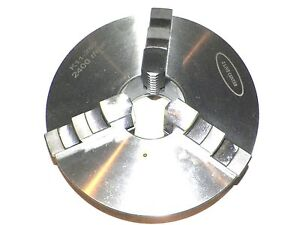 10 10 Inch 3 Jaw Self Centering Lathe Chuck High Quality Precision