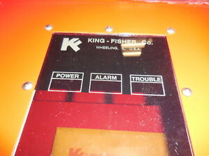 King Fisher Radio Fire Alarm Control Panel Enclosure P n Kfrt1 20 52 Reduced