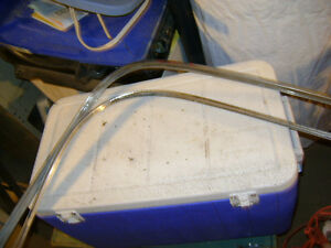 1960 Cheverolet Biscayne Rear Windshield Stainless