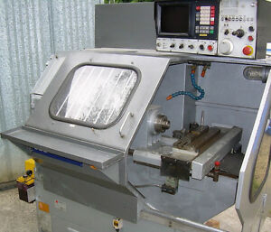 Wasino Lg 60 Gang Tool Cnc Lathe With Centroid Cnc Control