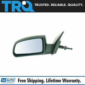 Mirror Manual Remote Blue Tint Lh Left Driver Side For 06 09 Kia Rio Rio5