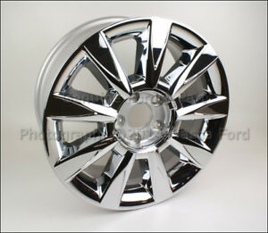 Brand New Oem 17 X 7 5 Chrome Rim Wheel 2010 2013 Lincoln Zephyr Mkz