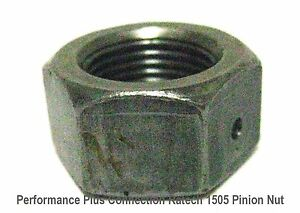 Ratech 1505 Differential Pinion Nut Dana Viper Made In Usa