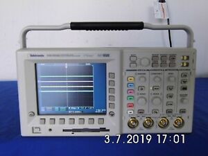 Tektronix Tds3054b 500mhz 5gs s With Tds3gm 4 500mhz Probes 30 Day Warranty