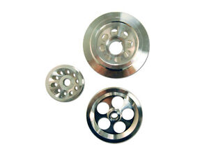 Ralco Rz Performance Underdrive Pulley Kit Acura Cl Honda Accord Prelude New
