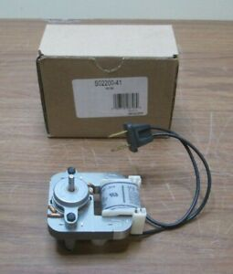 Broan Nutone Exhaust Fan Replacement Motor S02200 41 990721205b New Free Ship