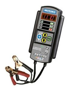 Midtronics Mdt Pbt300 Advanced Battery Starter Charging Tester