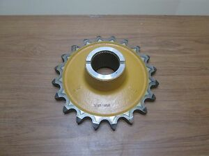 Caterpillar Cat 20 Tooth 14 Od Sprocket 398 8335 E14054as New