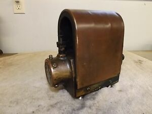 Wizard Type 3 Magneto Brass Body Hit And Miss Old Gas Engine Mag