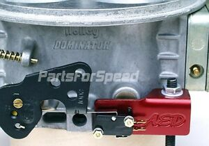 Aed 6087 Holley Nitrous Activation Bolt On Switch 4500 Dominator