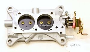 Aed 6450 Base Plate For Holley 4412 500 Cfm 2300 2 Barrel Carburetor