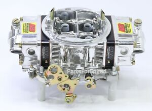Aed 850ho Holley Double Pumper Carb Street Race Billet Metering Blocks 850 Ho
