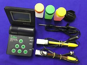 Ph orp cond tds salt temp Meter 1 Top Water Qc Equip qc Hitech Usa 30 off