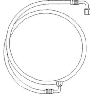 Air Conditioning Hose Line Kit Allis Chalmers 7080 7030 7000 7040 7060 7050