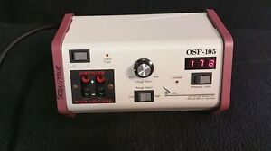 Owl Osp 105 Electrophoresis Power Supply 120v 60 Hz