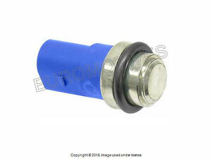Audi Vw Auxiliary Fan Switch seal Facet Radiator Cooling Temperature Sender