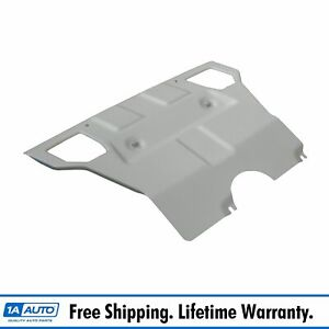 Oem Skid Plate Silver Front For 05 14 Toyota Tacoma Prerunner