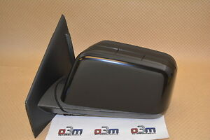2011 Ford Edge Power Heated Puddle Lamp Spotter Left Driver Side View Mirror Oem