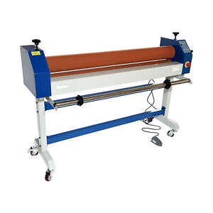 Electric Manual 51in 1300mm Automatic Large Cold Laminating Machine 1 3m