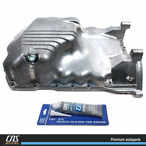 Engine Oil Pan For 1997 2004 Acura Cl Tl Honda Accord Odyssey 11200p8aa00