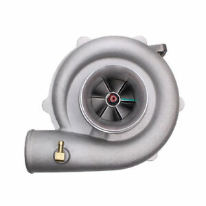 Universal Tx 50e 57 Turbo Charger 63 A r 4 Bolt Exhaust T3 Flange 200 400 Hp