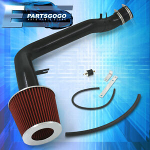 90 93 Integra Gsr Gs Ls Performance Cold Air Induction Intake Filter System Blk