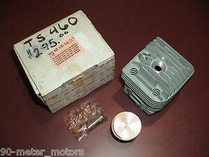 New Oem Stihl Concrete Cut off Saw 48mm Piston Cylinder P c Kit Ts 460 Ts460